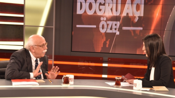 Minister Avcı speaks to Habertürk Tv