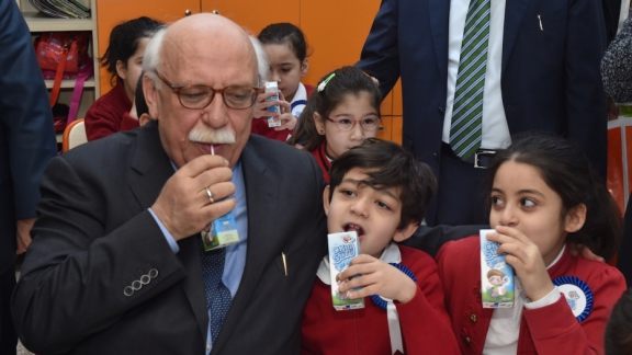 Milk Program in Schools marked its 4th year