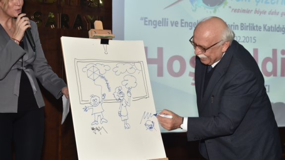 "Minister Avcı participates in ""Turkey's New Illustrators Project"""