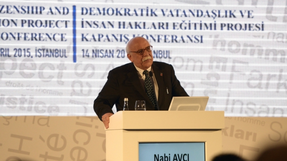 Minister Avcı: Democracy is a culture of living