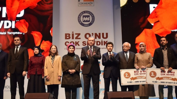 Minister Avcı attends Siyer-i Nebi awards presentation ceremony